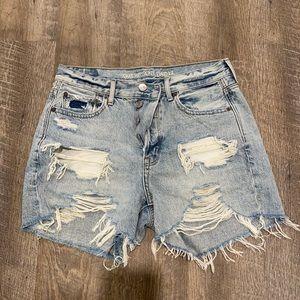 ✨ 2 for $40 ✨ AEO boyfriend denim shorts